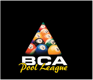 BCA Pool Leagues - Black