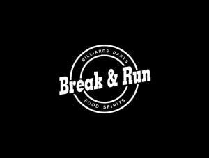 Break & Run Logo
